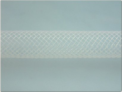 Mesh Wire Tube wit (0,8 x 100 cm)