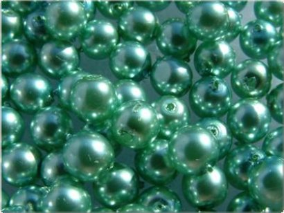 Parel Soft green, 6 mm
